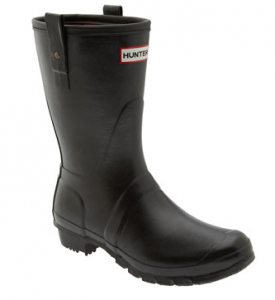 Men's Short Hunter Boots