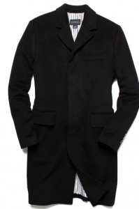 Club Monaco $390, Top Coat