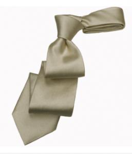 Champagne Gala Silk Tie