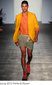 Parke & Ronen, Spring 2012 Collection