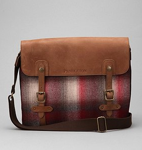 Pendleton Ombre Messenger Bag Online Only  $168.00 from Urban Outfitters