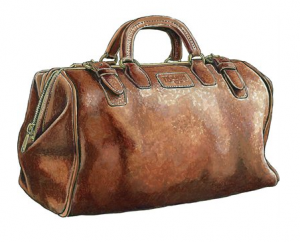 AWOL Bag from Duluth Trading Company $225
