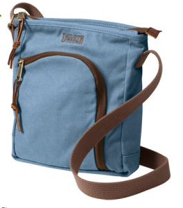 Messenger Bag, Canvas, Duluth Trading Company: $29