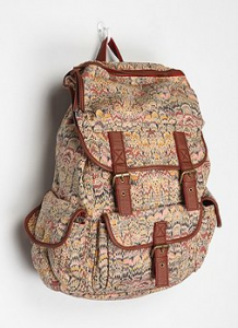 Ecote Around the World Backpack  $69.00 by Urban Outfitters