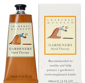 Hand Therapy Gardener's Lotion from Crabtree and Evelyn