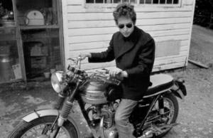 Bob Dylan, circa ?