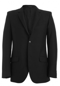 Two Button Sport Jacket by Alexander McQueen (On Sale at Barneys)