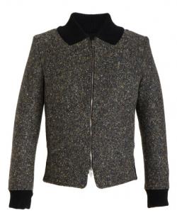 Tweed Blouson by Yves Saint Laurent ($669 on sale)