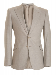 Hopsack Sportcoat by Armani $769 Sale