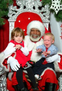 Bad Santa Photos