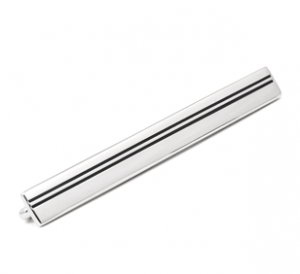 Stainless Steel Double Stripe Tie Bar