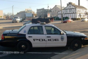 Planking Man Caught and Arrested