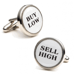 Arbitrage Cufflinks