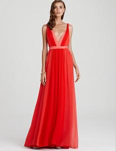 Halston Heritage Halter Gown PRICE: $645.00