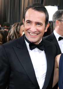 Jean Dujardin, Best Actor at the Oscars 2012