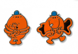 Mr. Tickle Cufflinks
