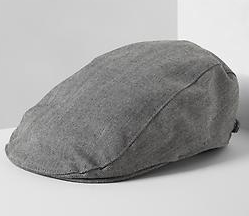 Herringbone Driving Cap, $35 Banana Republic