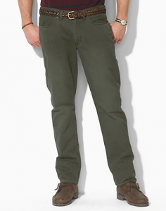 Polo Ralph Lauren Straight Fit Pants $79.50
