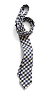 Alexander Olch Plaid Tie