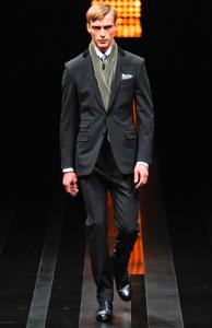 Canali Fashion Show 2012