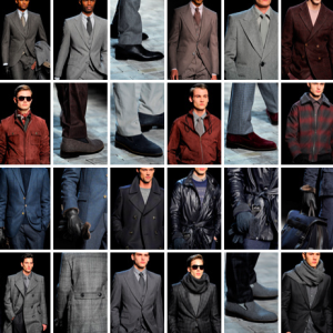 Joseph Abboud, The Details for fall 2012