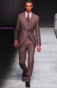 Joseph Abboud, Fall 2012 Fashion Week