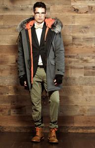 Todd Snyder, Fall Fashion Week 2012