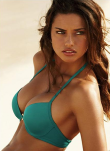 Adriana Lima, Victoria Secret Model