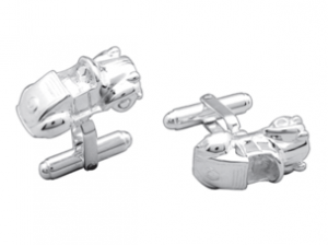 Sterling Car Cufflinks