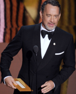 Tom hanks, Oscars 2012
