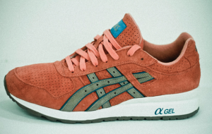Asics GT-II Rose Gold sneakers