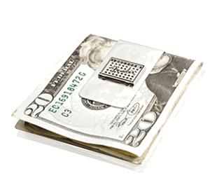 Fender Money Clip