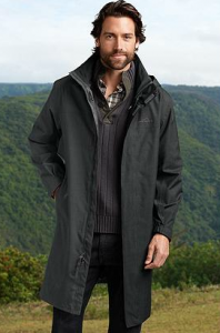 WeatherEdge® Port Townsend® Commuter Trench by Eddie Bauer, $179