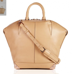 Alexander Wang; EMILE LARGE WITH ROSE GOLD HARDWARE