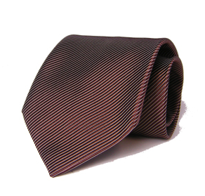 Now this you don't have to wash before wearing: Italian Silk Tie in Mauve