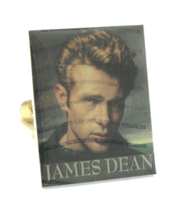 James Dean Stamp Cufflinks