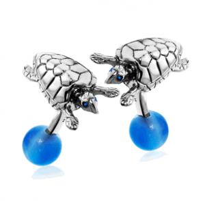 Tateossian Turtle Cufflinks