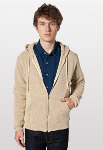 Nantucket Fleece Zip Hoody
