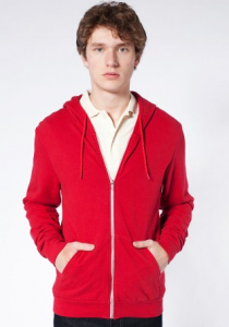 Dov's Hoody, by American Apparel