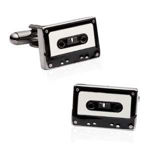 Mix Tape Cufflinks