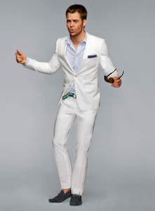 White Suit for Summer, Anyone?
