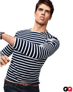 Boating Sweater, jcrew. Photo by Ben Watts.