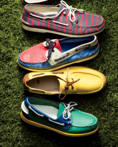 Boat Shoes for Summer 2012