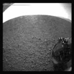 U.S. Lands on Mars