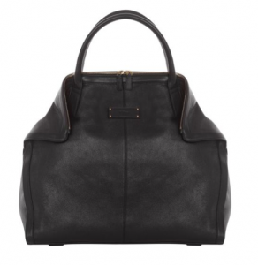 Black Demanta Tote, $1,450