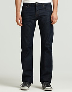 "J Brand ""Kane"" Slim Straight Leg Jeans in Boones Wash PRICE: $165.00"