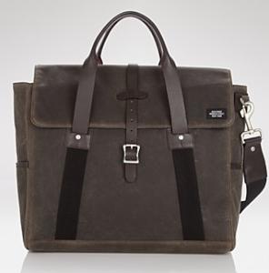Jack Spade Swiss Briefcase PRICE: $425.00