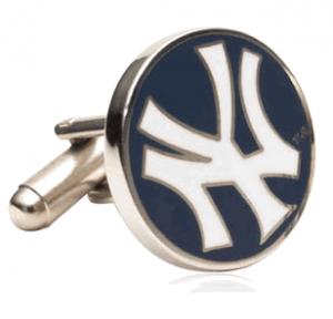 NY Yankees Cufflinks