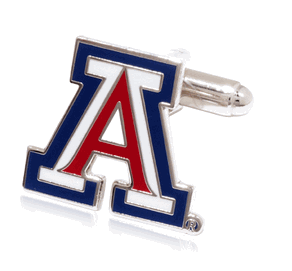 Arizona Wildcats Cufflinks