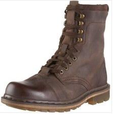 Dr. Martens PIER Men's Pier Boot,Dark Brown